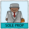 register sole prop