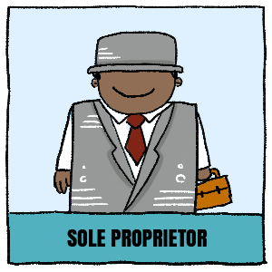 Comparison between Sole Proprietorship and General Partnership