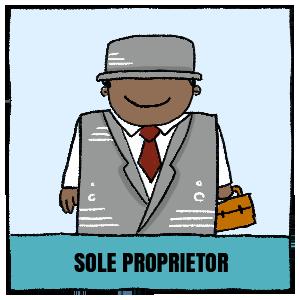 Comparison between Sole Proprietorship and General Partnership