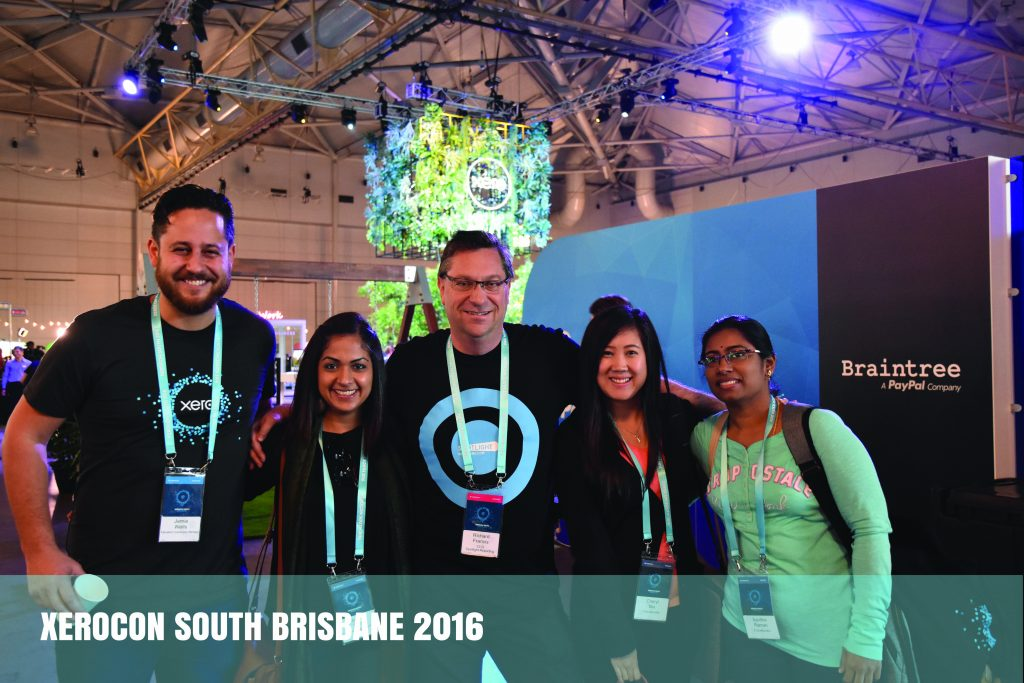 Futurebooks Xerocon South with Spotlight Reporting