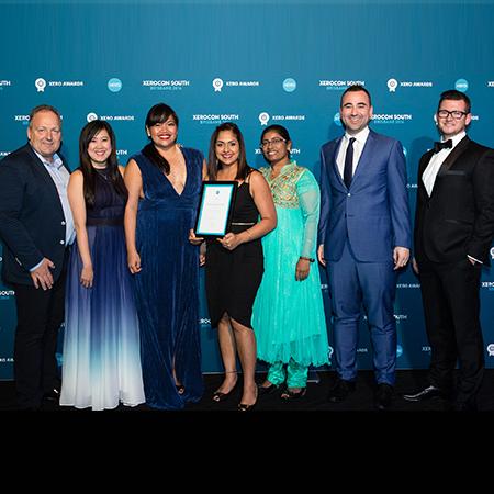 Press Release: Futurebooks named Most Valued Partner Asia at Global Accounting Awards