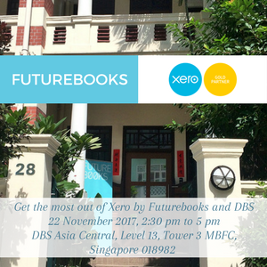 Get the most out of Xero by Futurebooks and DBS