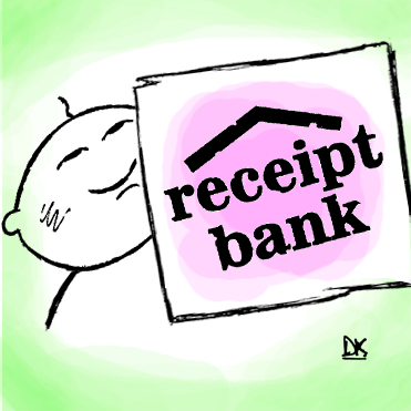 Introduction to expense tracker Receipt Bank