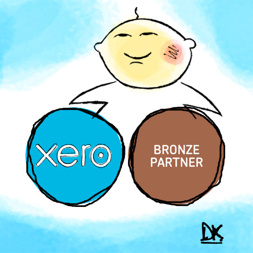 Futurebooks make bronze partner on Xero