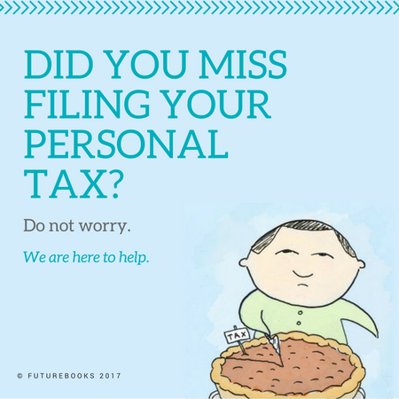 FAQs: Late filing of personal income tax for individuals and sole proprietors