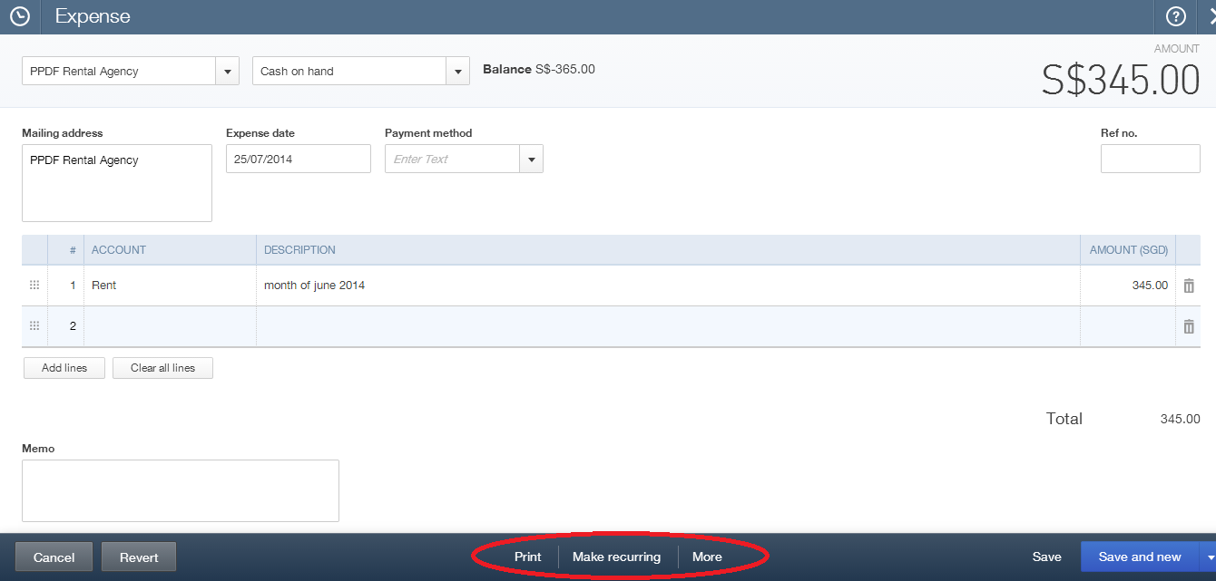 Process your expenses and claims in half the time: QBO Harmony – Part 3 of 4 - 5