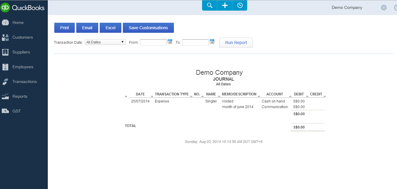 Process your expenses and claims in half the time: QBO Harmony – Part 3 of 4 - 8