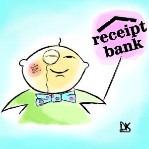 School of Receipt Bank: introduction webinar