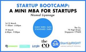 Startup Bootcamp - The Co